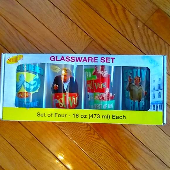 Steinfeld glassware set